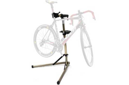 Aluminum Cycle Pro Mechanic Bicycle Repair Stand Rack Bike