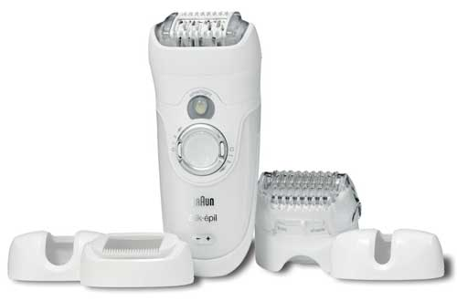 Braun SE7681 Silk-épil 7 Wet and Dry Epilator