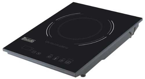 Cooktop, Single Induction, 1600-Watt/120-Volt