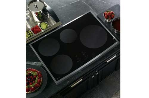 Stainless Steel Electric Induction Cooktop