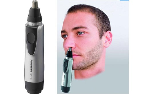 10 best electric nose ear hair trimmers for men in 2018. Black Bedroom Furniture Sets. Home Design Ideas
