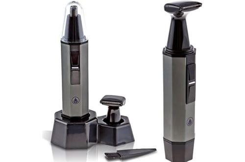 Creation Springs Precision Wet/Dry Nose and Ear Hair Trimmer