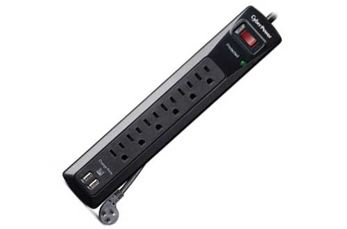 Surge Protector Outlets