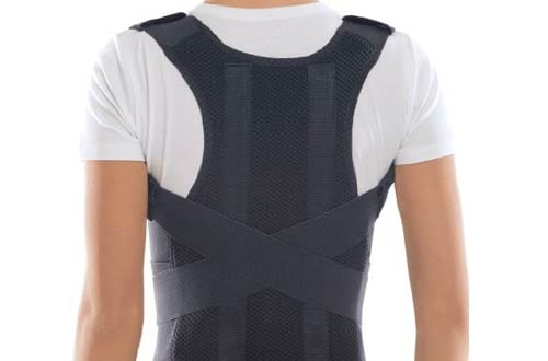 Comfort Posture Corrector and Back Support Brace for Men & Women
