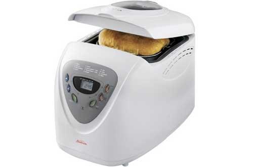 Sunbeam 5891 2-Pound Programmable Breadmaker