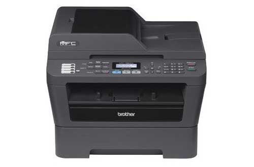 Brother Printer MFC7860DW Wireless Monochrome Printer