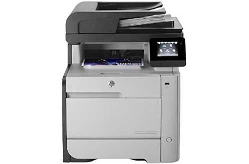 Wireless Color Laser Multifunction Printer