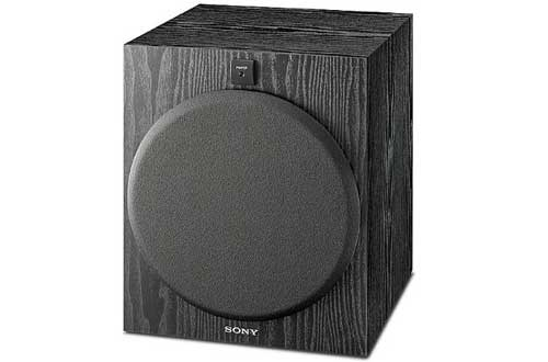 Sony SA-W2500 Performance Line 100 Watt Subwoofer