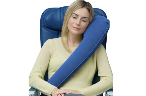 Travelrest - Ultimate Inflatable Travel Pillow