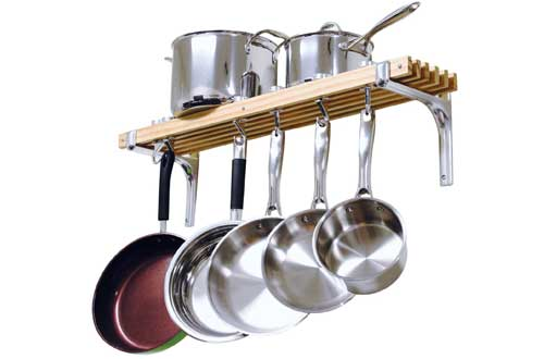 Cooks Standard Wall Mount Hanging Pot Racks