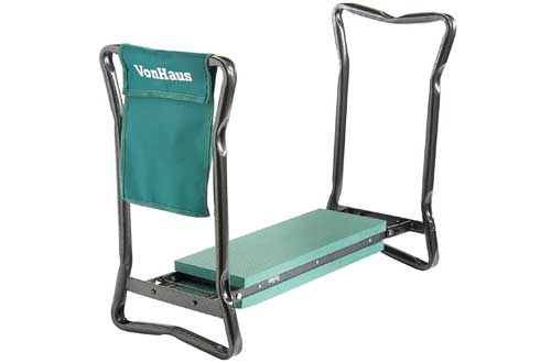 Portable Folding Garden Kneeler and Seat