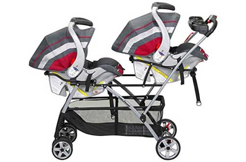 double baby strollers