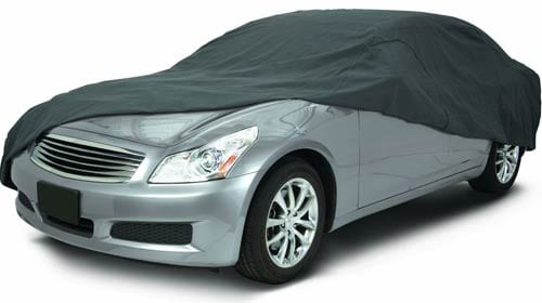 Heavy Duty Full Size Sedan Car Cover