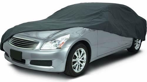 Heavy Duty Full Size Sedan Car Cover