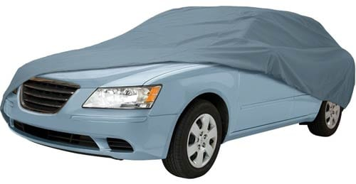 PolyPro I Mid Size Sedan Car Cover