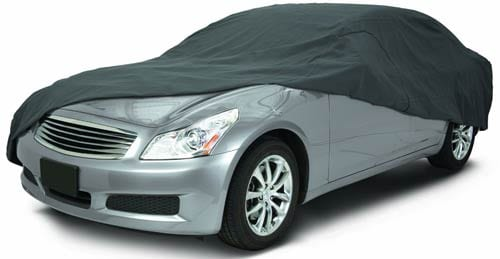 Heavy Duty Mid Size Sedan Car Cover