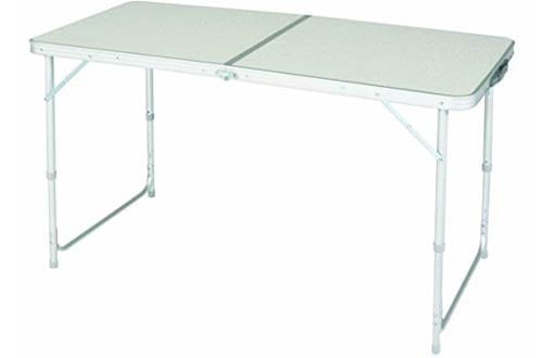 aluminum camp table