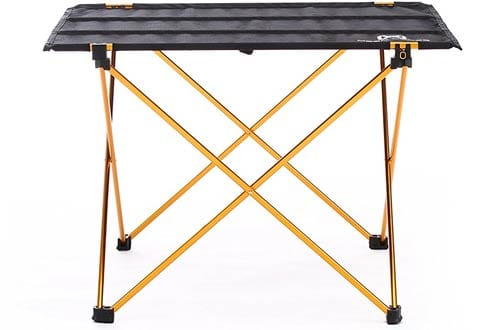 Ultralight Folding Camping Picnic Table