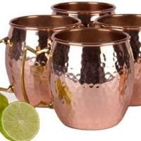 Pure Copper Unlined Mug /Cup