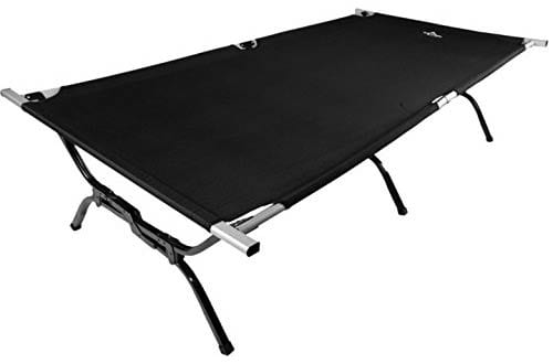 Camping Cot Perfect for Base Camp and Hunting