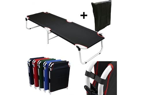 Portable Military Fold Up Camping Bed Cot