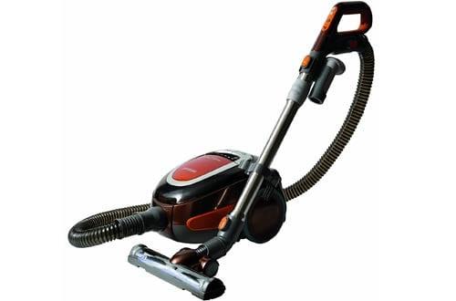 Floor Expert Deluxe Canister Vacuum