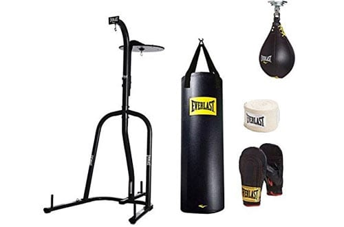 Station Heavy Bag Stand