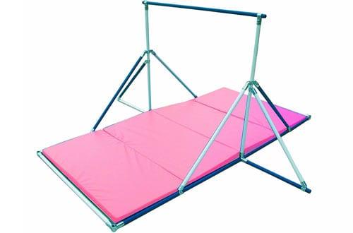 Horizontal Bar - Gymnastics Mat Combo