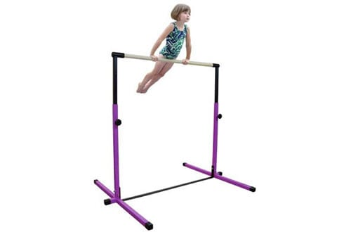 Junior Adjustable Horizontal Bar for Kids