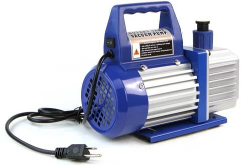 Single Stage Rotary Vane Vacuum Pump
