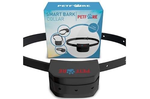 Adjustable Levels Bark Collar Dog Training