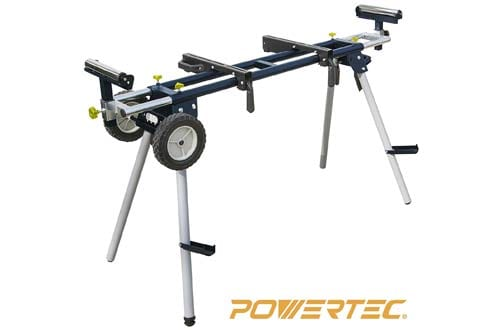 Deluxe Miter Saw Stand