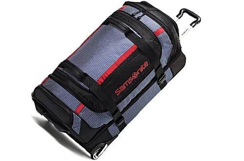 Samsonite Luggage 35 Inch Ripstop Wheeled Duffel