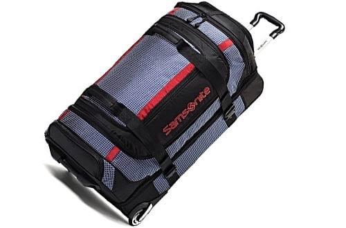 Samsonite Luggage 35 Inch Ripstop Wheeled Duffel