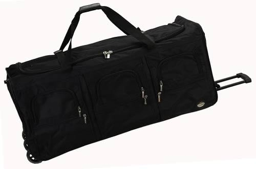 Rockland Luggage 40 Inch Rolling Duffle