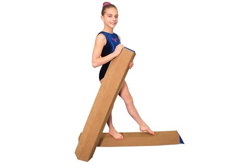 Tumbl Trak Sectional Floor Balance Beam
