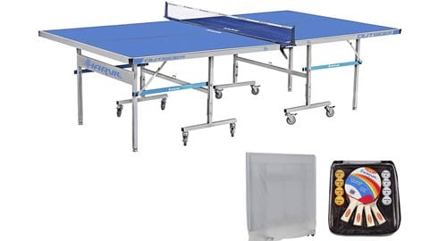 Harvil 9 Foot Outsider Table Tennis Table Folding