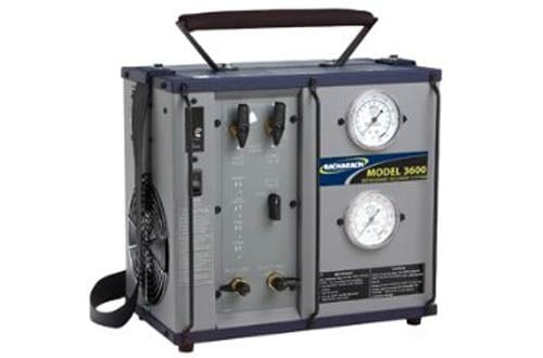 Bacharach 2000-3601 Model FM-3600-S Commercial Refrigerant Recovery Machine