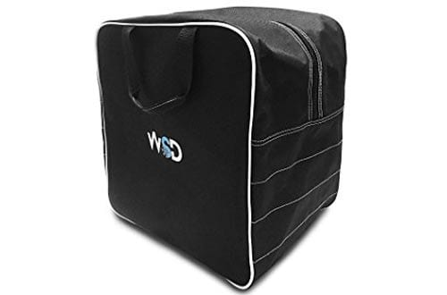 WSD Single Ski or Snowboard Boot Bag