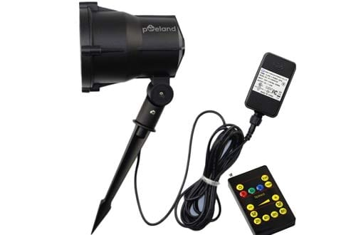 Poeland Outdoor Star Projector Lights Laser Christmas Lights