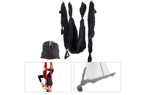 CO-Z Anti-Gravity Yoga Swing Trapeze Sling Inversion Hammock