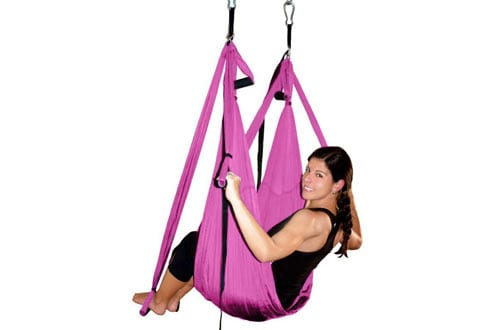 Hot Sale Yoga Extender Rope Air Antigravity Yoga Swing Sling Inversion Mount Exercises Tool Yoga Hammock Swing Belt High Quality And Inexpensive Fitness & Body Building