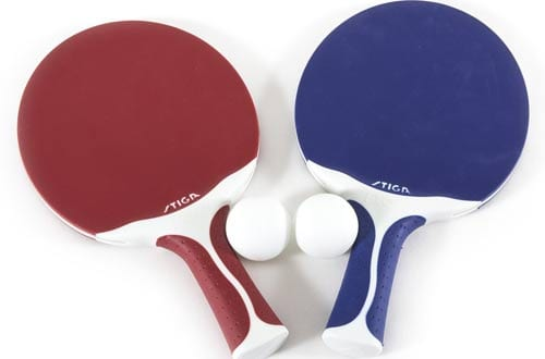 STIGA Flow Outdoor 2-Player Table Tennis Set