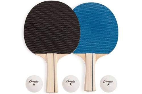 Champion Sports Anywhere Table Tennis: Ping Pong Paddles
