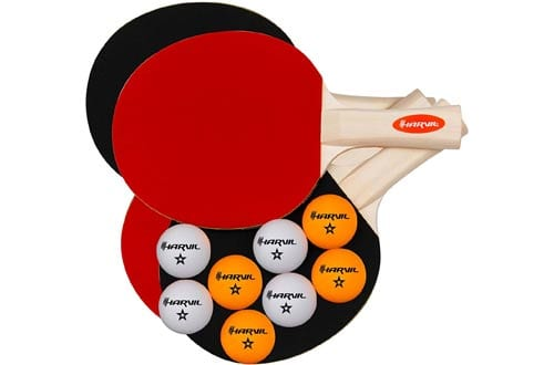 Harvil 4 Player Racket and Ball Set