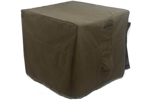 Air Conditioner Cover, Square, Durable Waterproof All Weather Outdoor