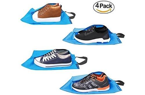 Lightweight Waterproof Nylon Storage Traveling Tote Shoe Bags