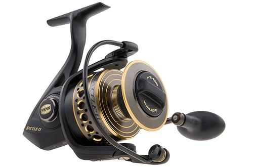Penn Battle II Spinning Fishing Reels