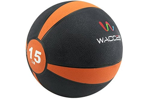 Wacces Weighted Fitness Medicine Ball Muscle Driver