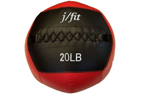 j/fit Soft Wall Ball, Medicine Ball